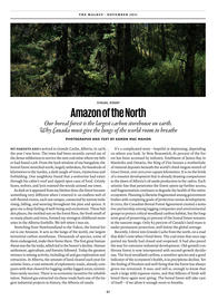Amazon of the North